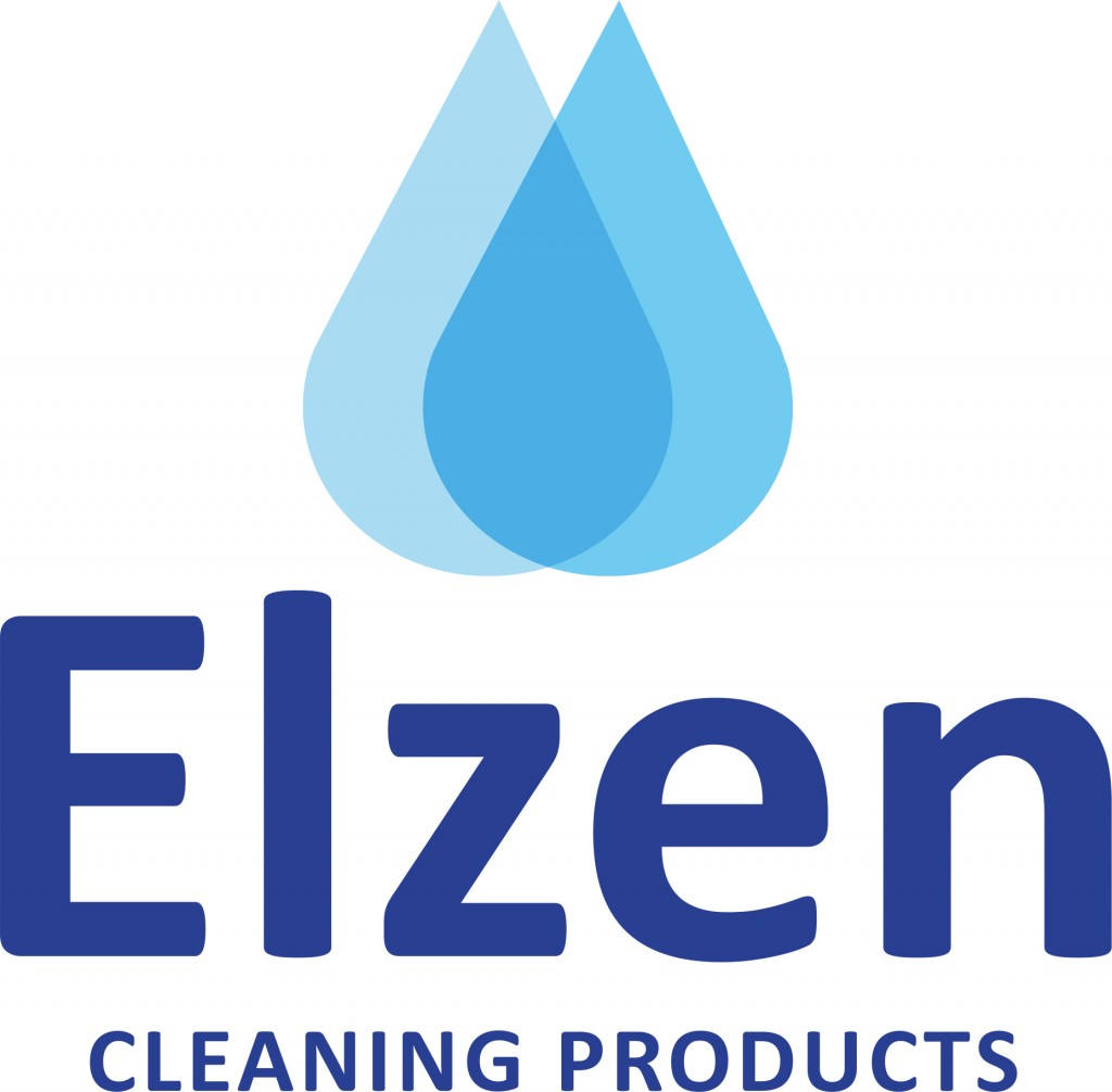 Elzen cleaning products logo PMS